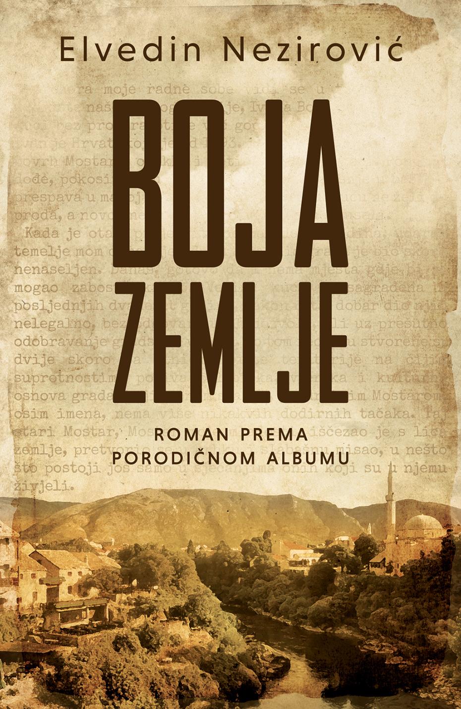 Боја земље: роман по породичном албуму